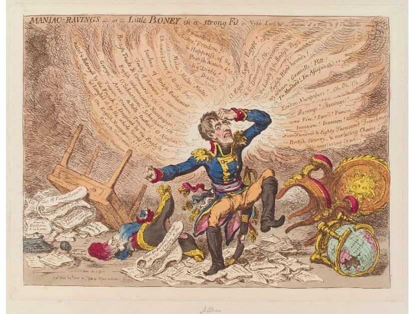 Napoleon comic
