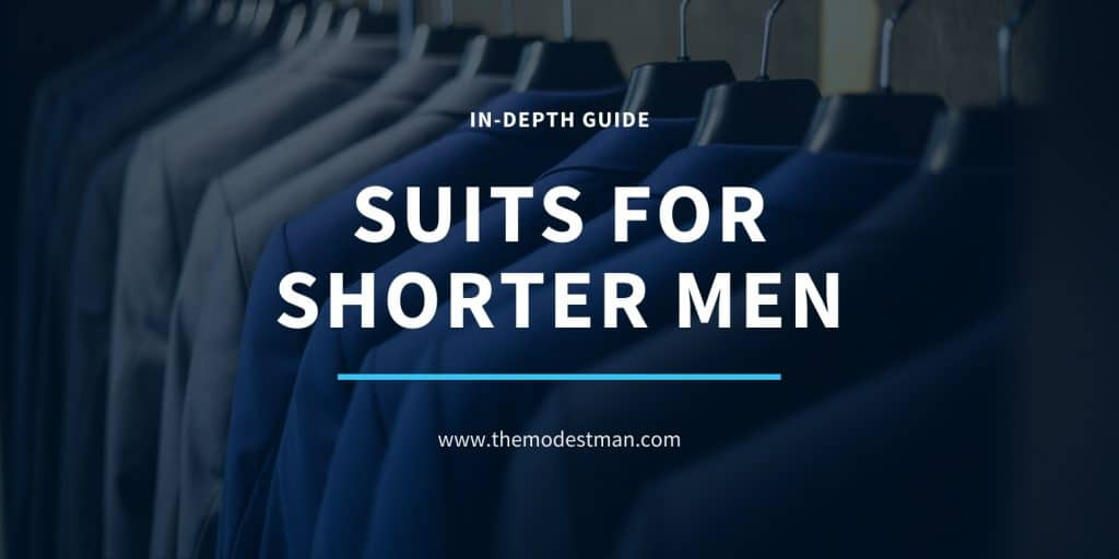 Suits for Short Men