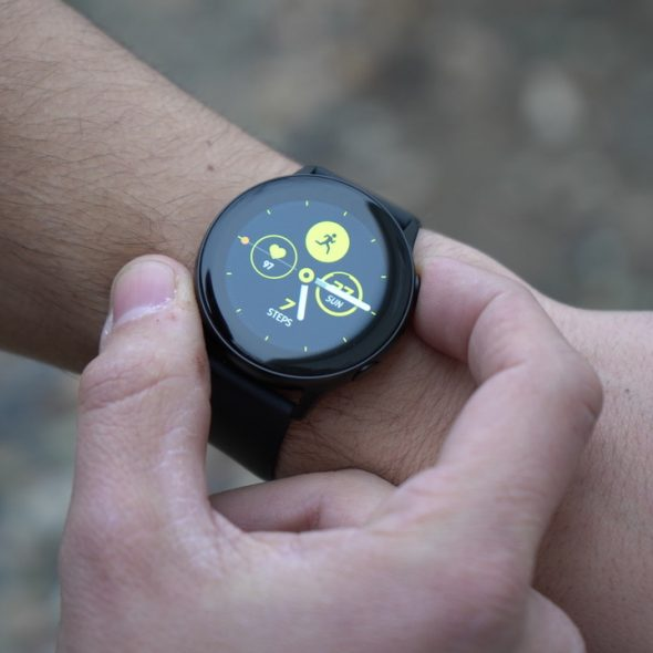 Smart watches for small wrists