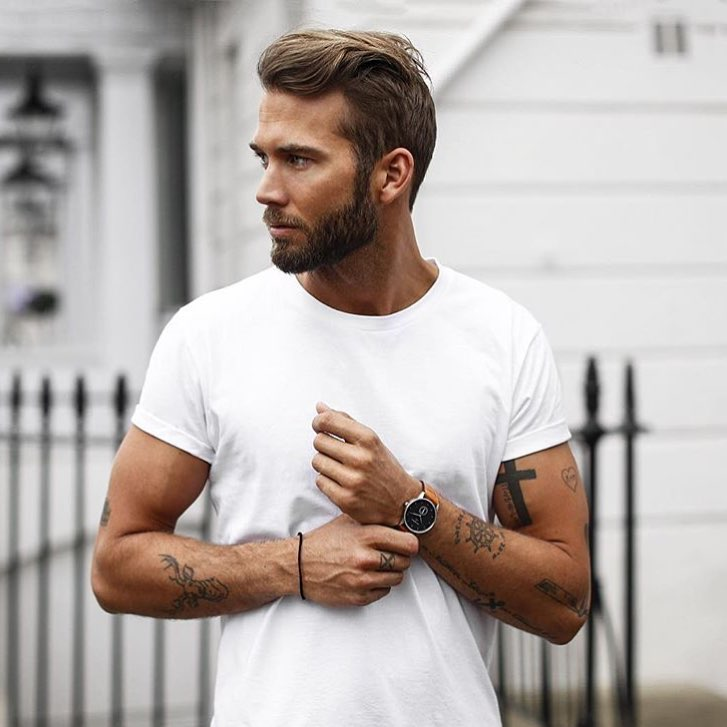 20 Awesome Short Hairstyles For Men In 2021 The Modest Man