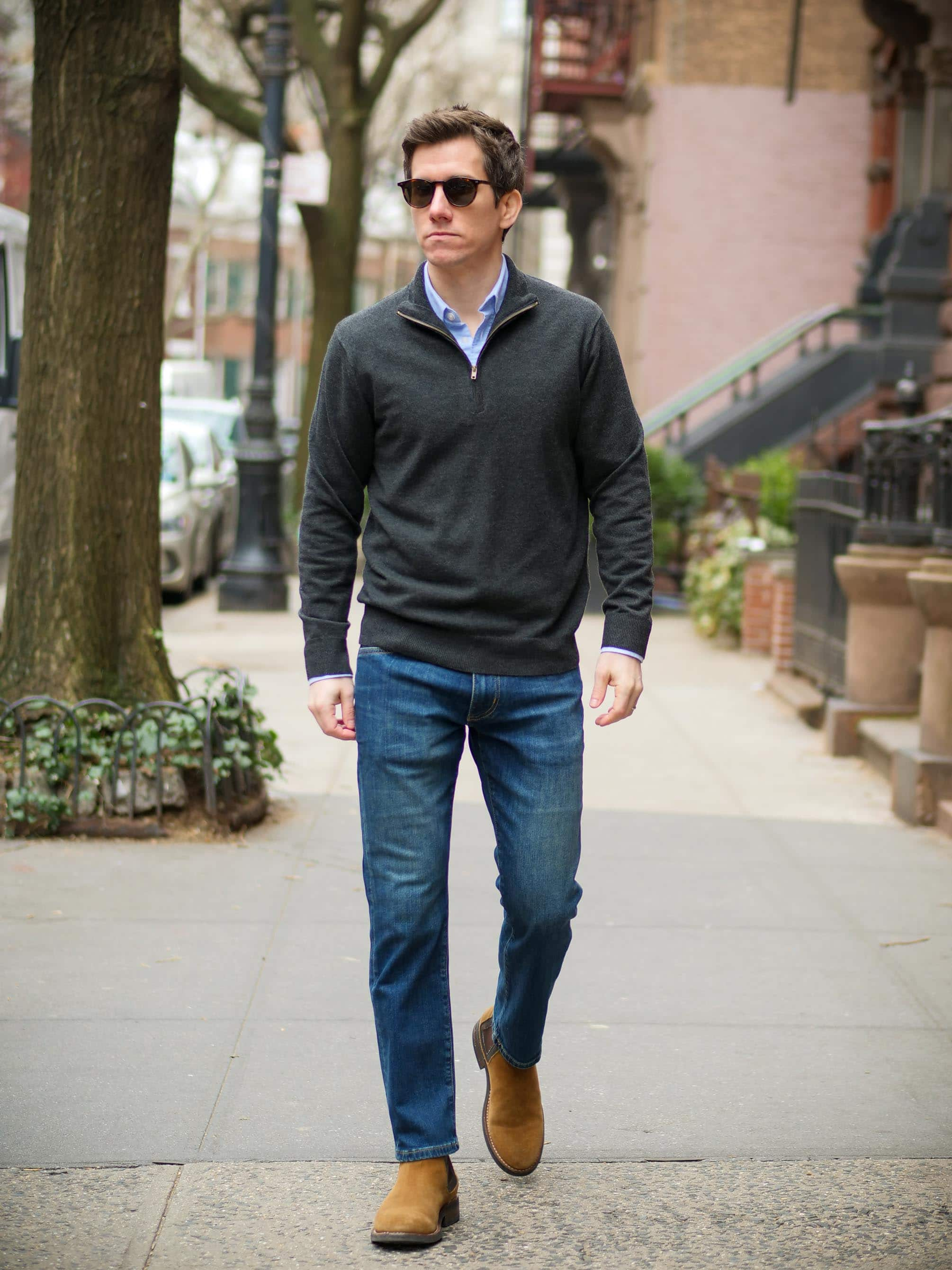 A casual date first on men what to wear I Asked