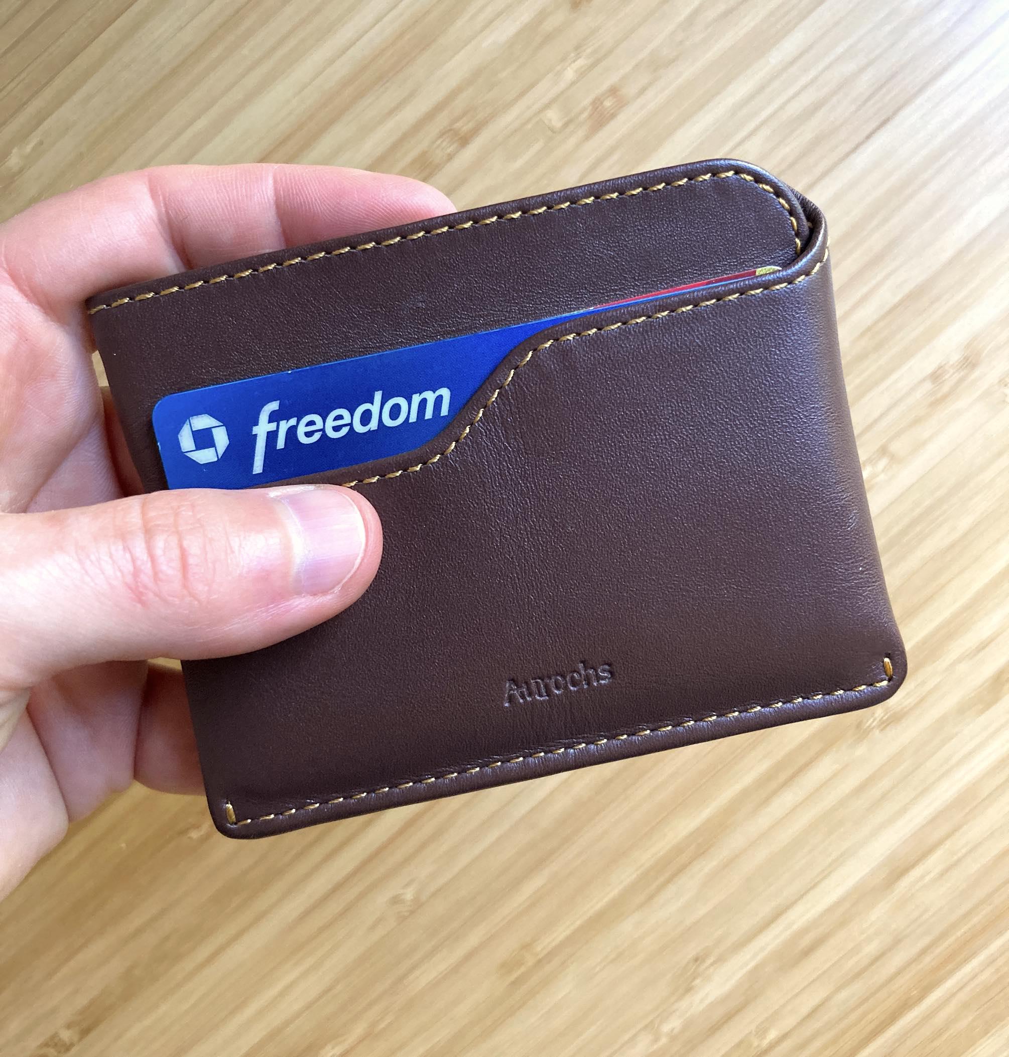 Aurochs Nano Card Holder