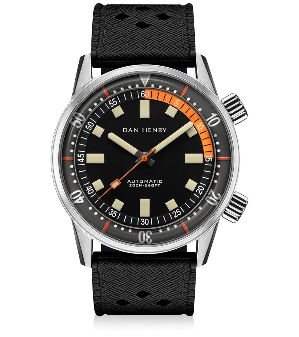 Dan Henry 1970 Automatic Diver