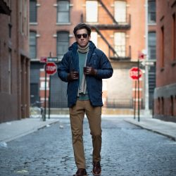Patagnonia Parka with Boots - featured