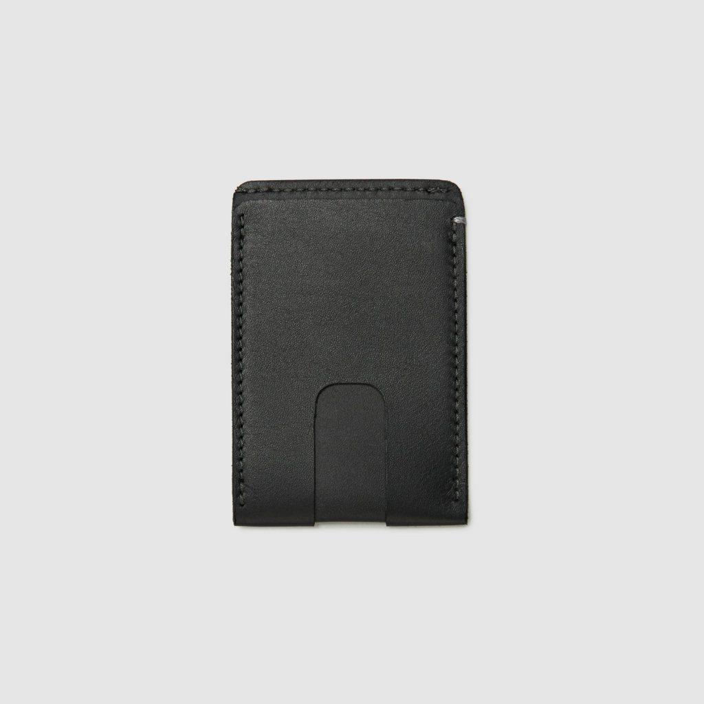 Anson Calder Card Wallet with Cash Pocket