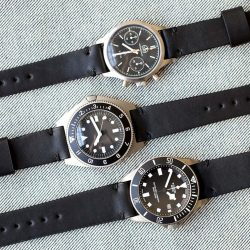 Best Leather Watch Straps for Men's Watches - featured