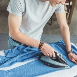 Ironing 101 for Guys - featured
