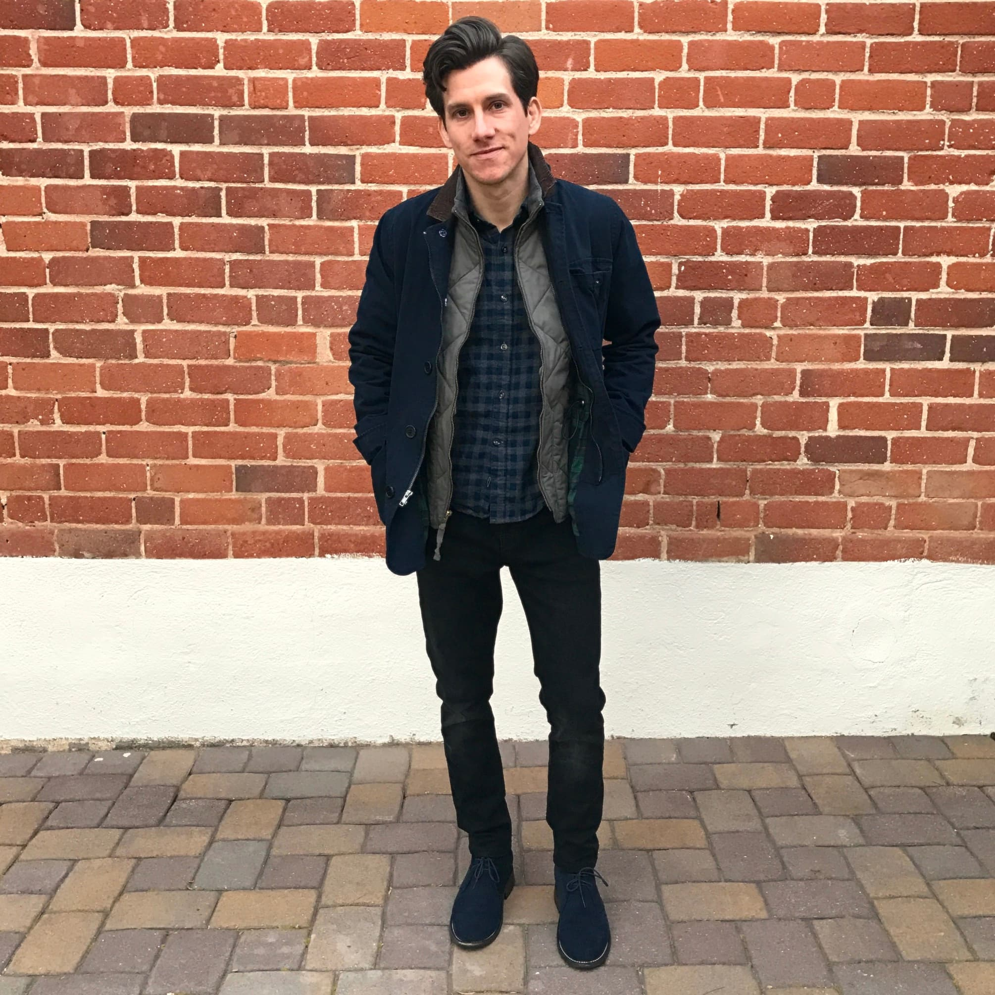 9 Ways to Wear Black Jeans (for Guys) The Modest Man