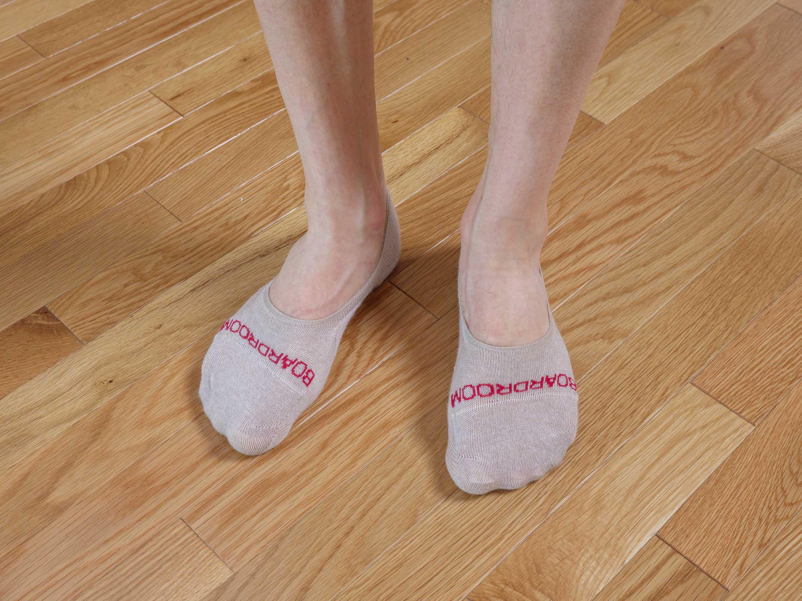 Boardroom Socks no shows