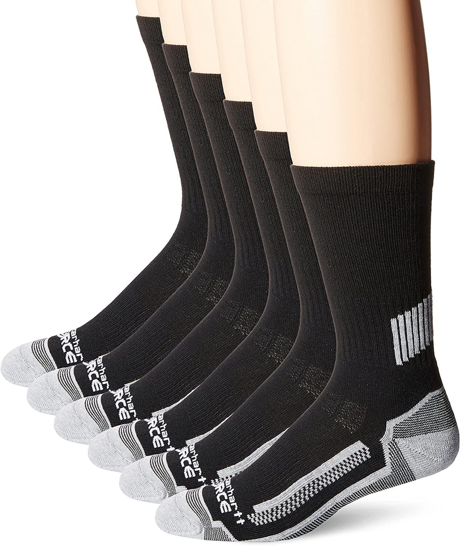 Carhartt Men's Crew Socks