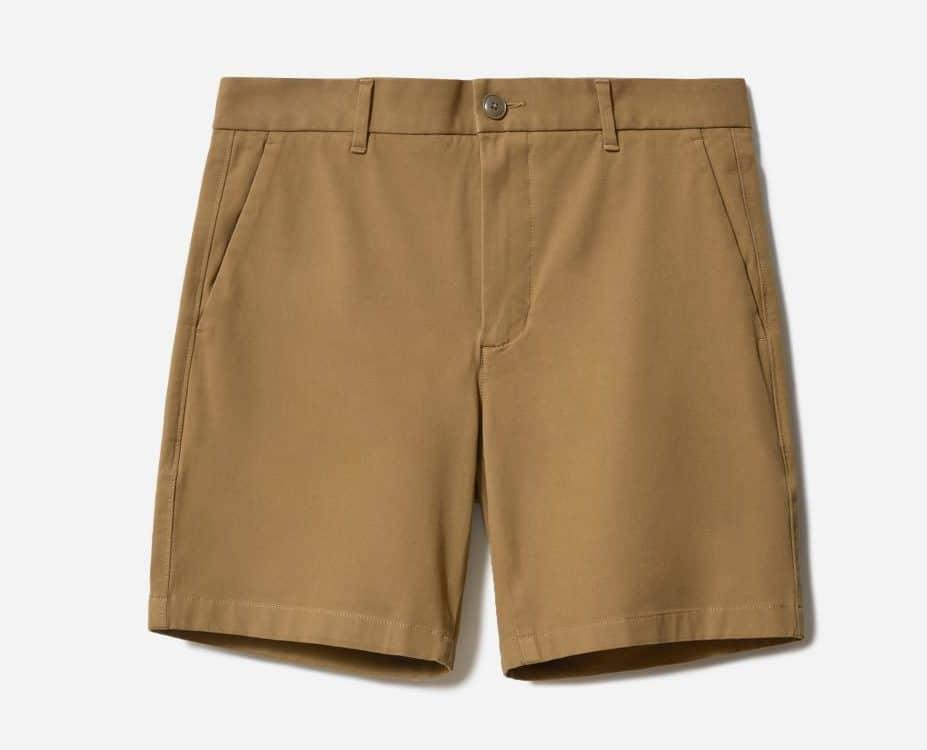 Everlane Slim Fit Performance Chino Shorts