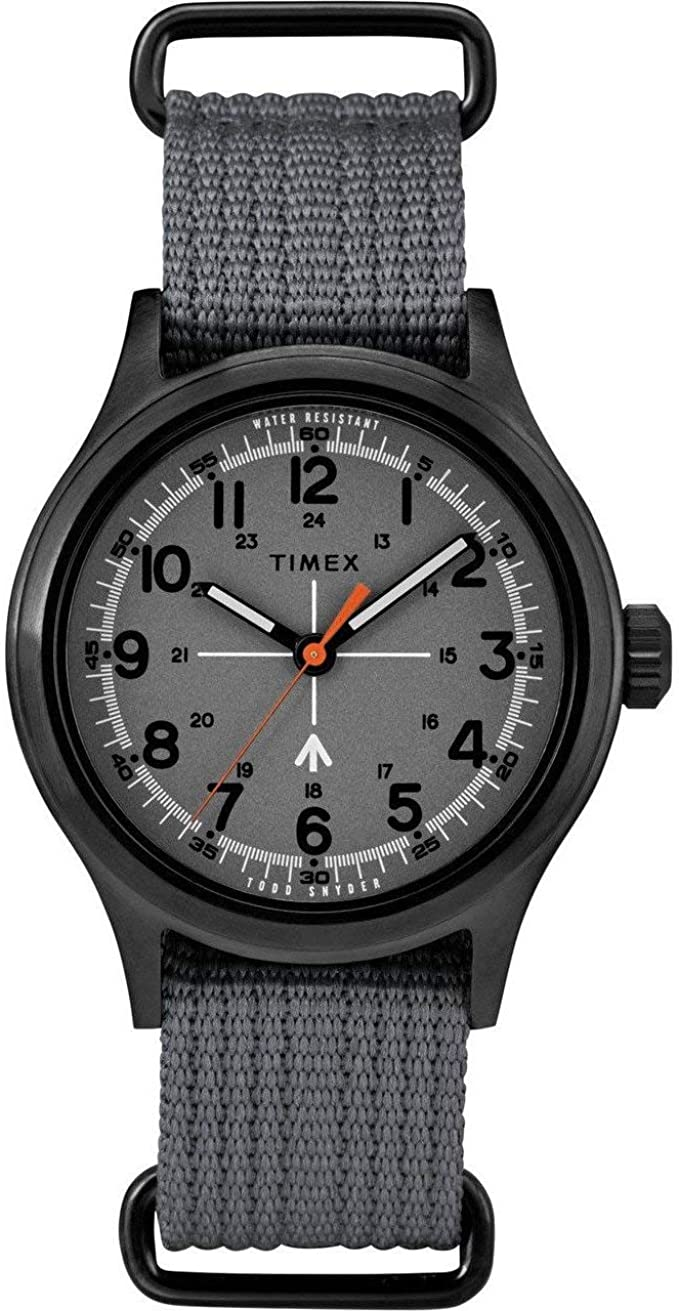 Timex x Todd Snyder Men's Military-Inspired 40mm Watch