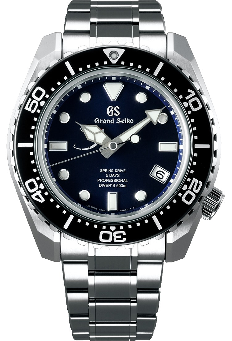 dive watches Grand Seiko