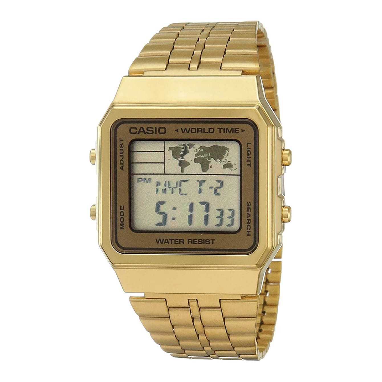 Casio Digital World Time A500WGA-9DF