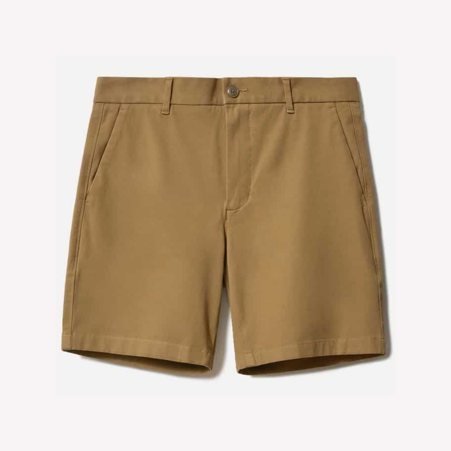 Everlane Slim Fit Performance Chino Shorts e1593080460628