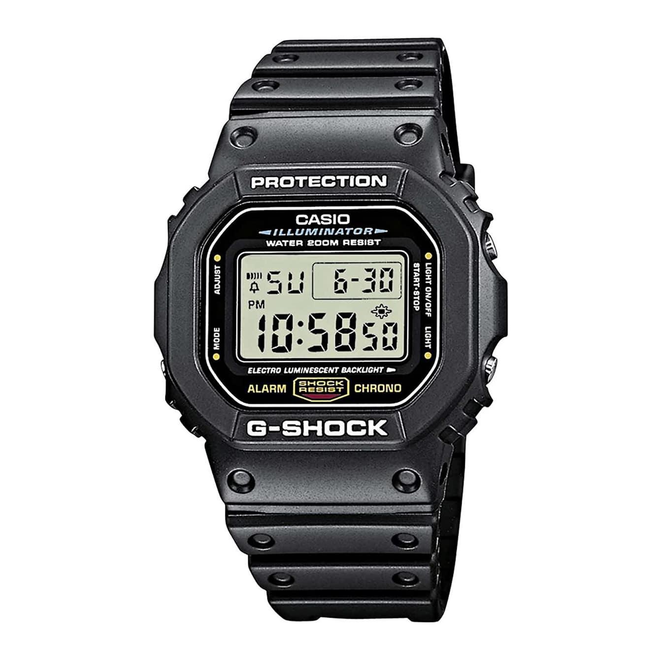 G-Shock DW5600E-1V