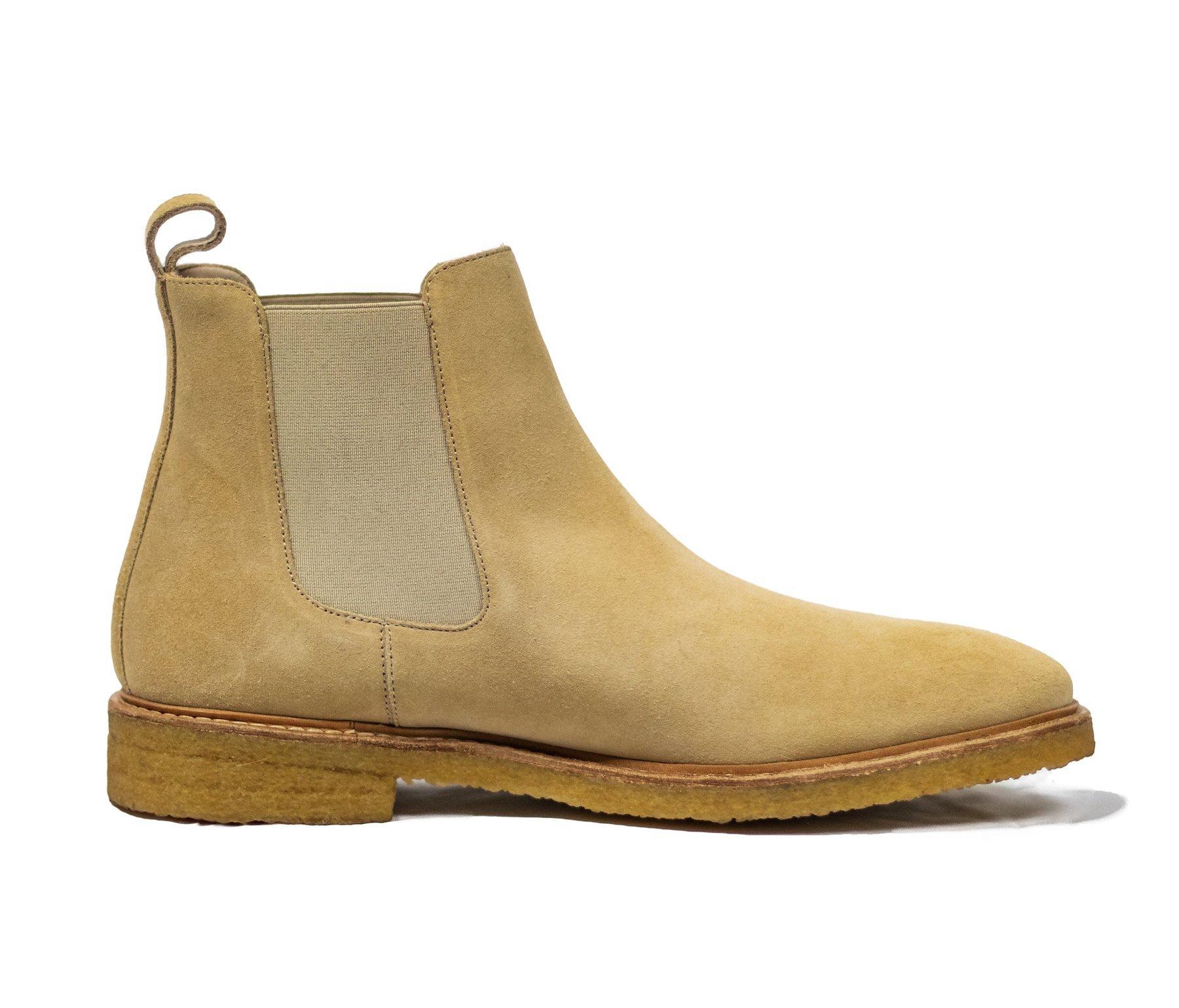 Idrese Harvey Chelsea Boot