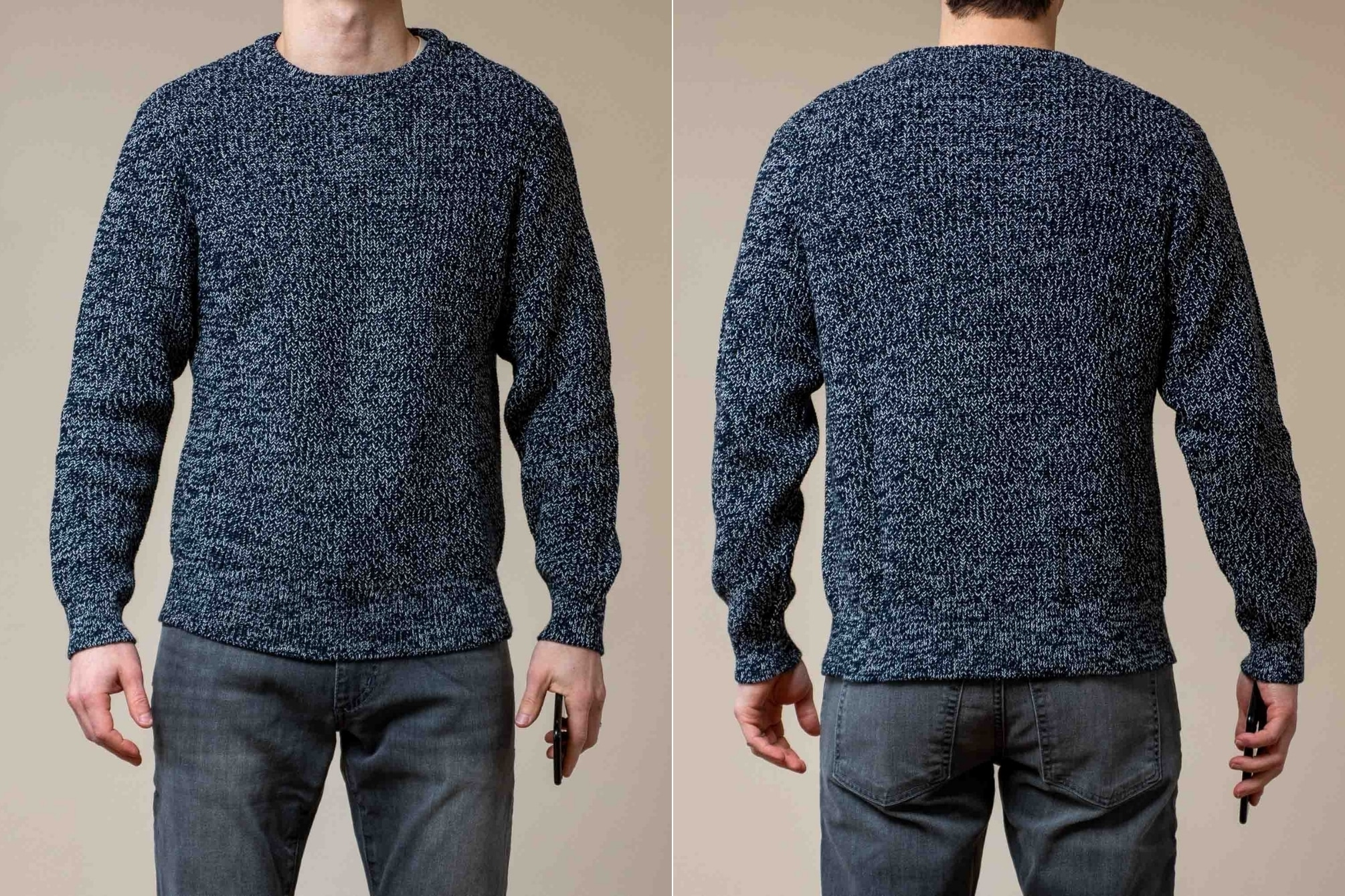 Ash and Erie Knit Sweater