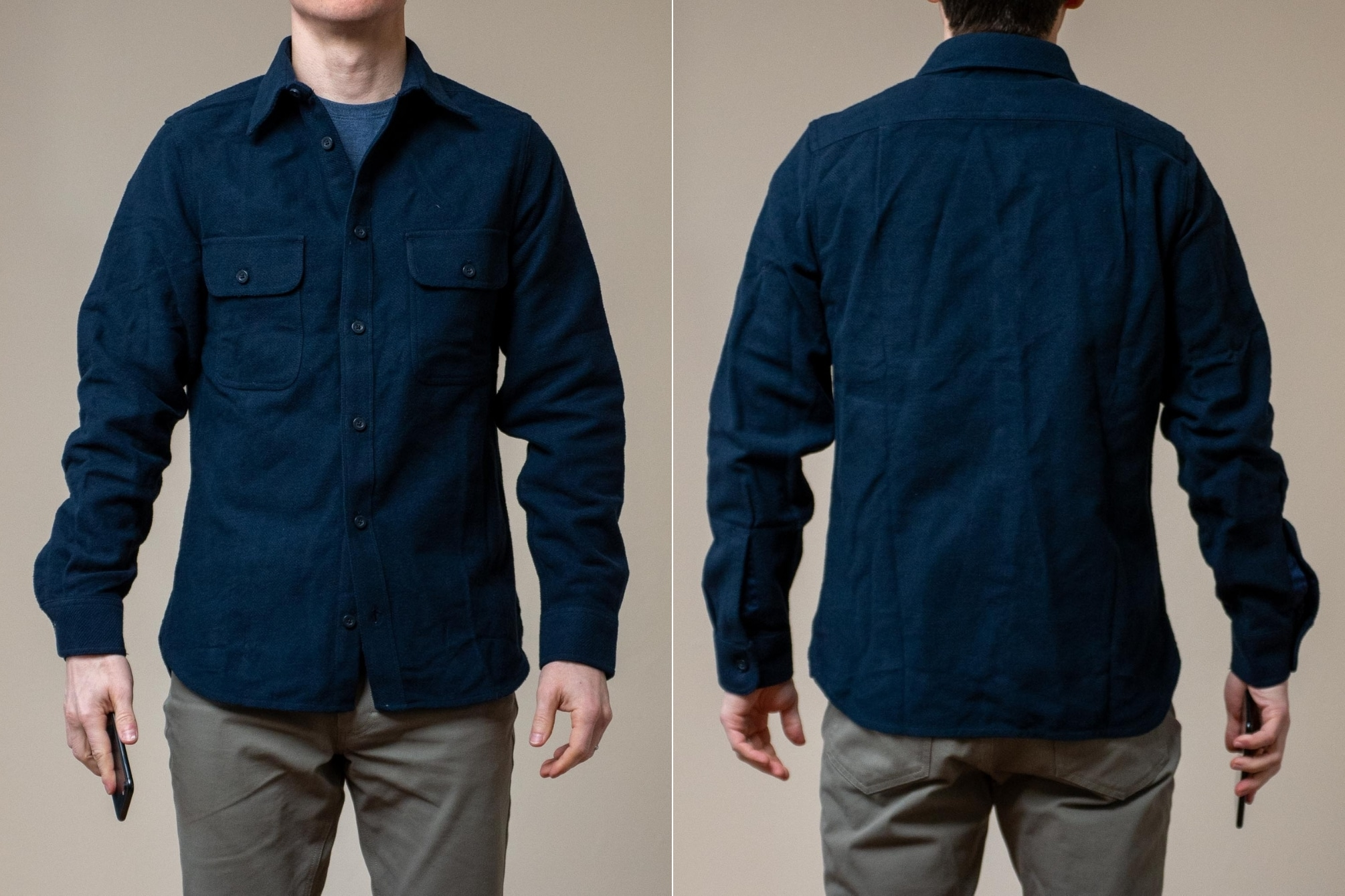 Ash and Erie Overshirt
