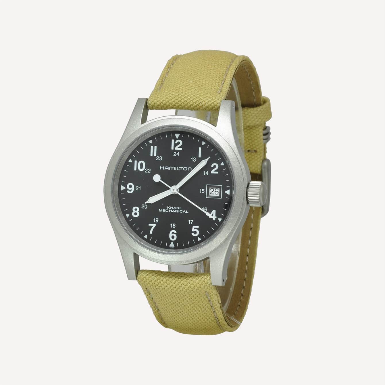 Hamilton Khaki Field Officer Mechanical 38mm