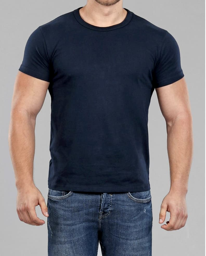 Muscle Fit Basics t-shirt - front