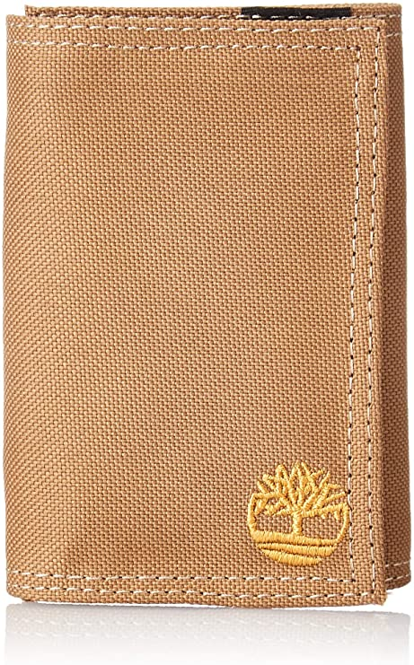 Timberland Trifold Nylon Wallet