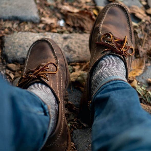 what are moccasins - featured