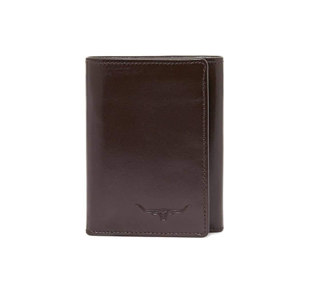 RM Williams Small Trifold Wallet
