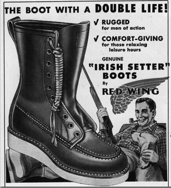 Hunting Boots, Red Wing Shoes