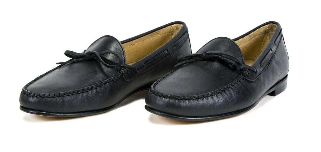 Jay Butler Shipley Tie Loafer