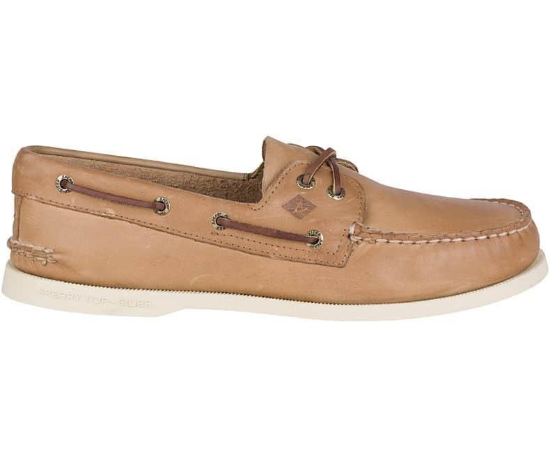 Men's Authentic Original Leather Boat Shoe