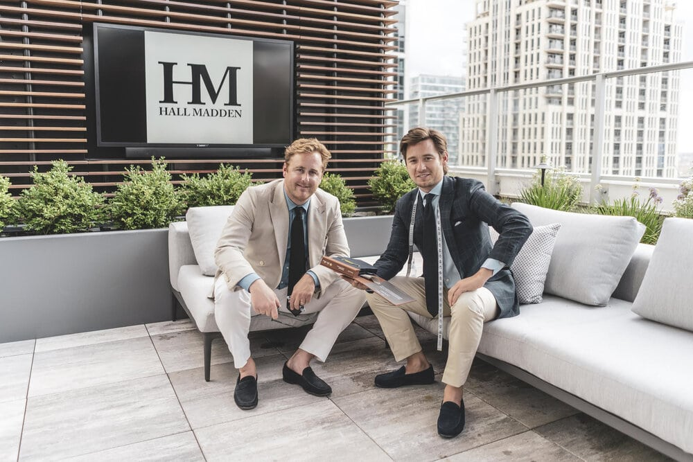 Hall and Madden founders