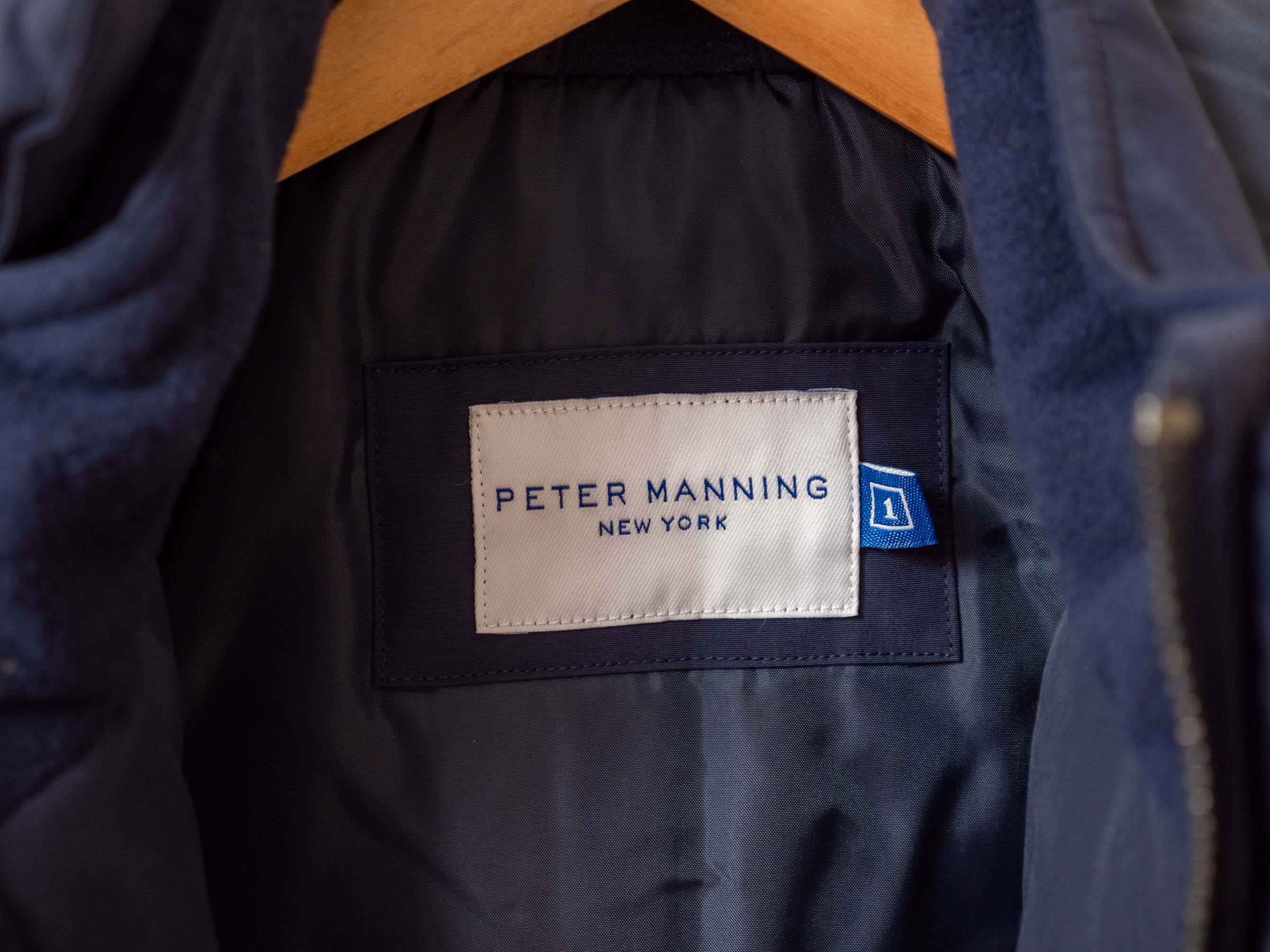 Peter Manning NYC winter parka size 1