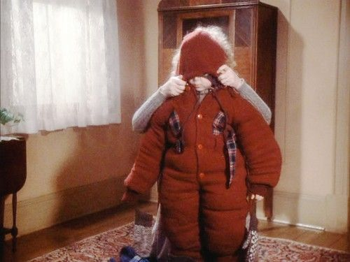 Randy from A Christmas Story
