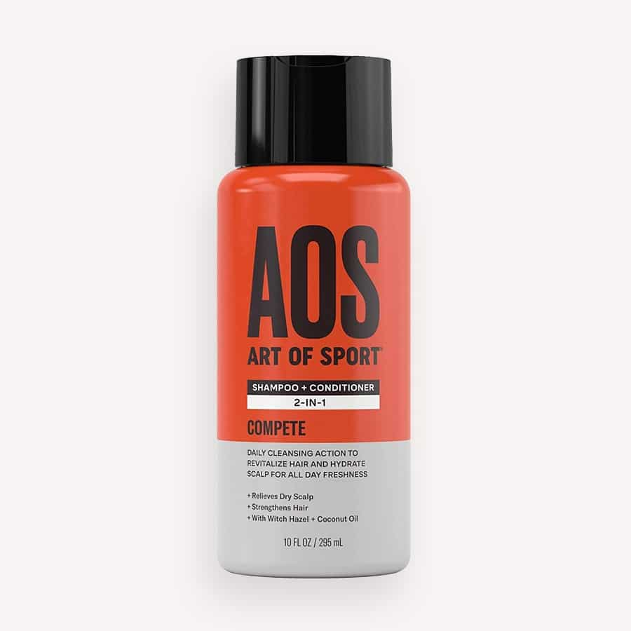 AOS Shampoo and Conditioner