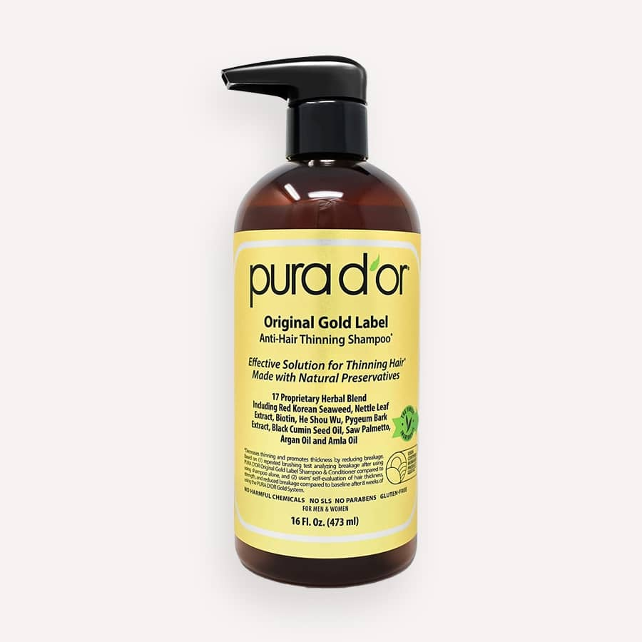 Pura D'or Anti Thinning Shampoo