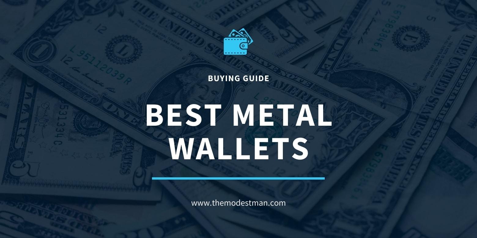 Best metal wallets