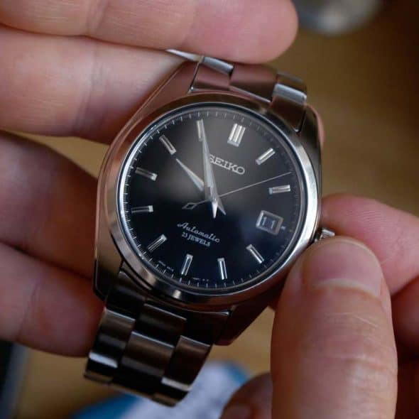Seiko SARB033 - Featured