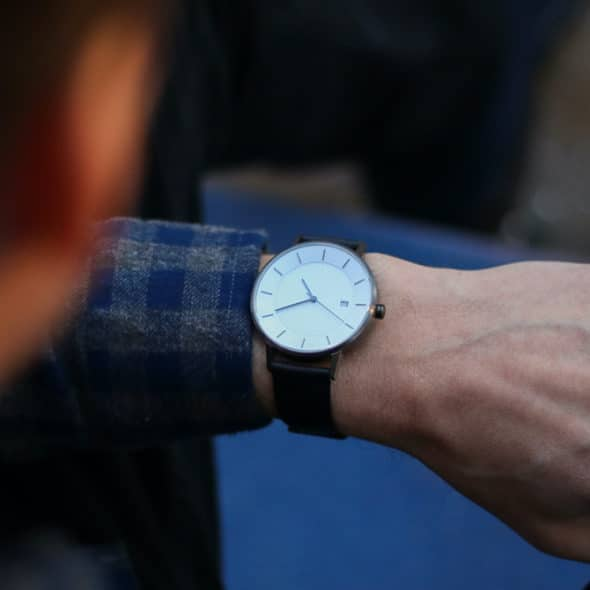 best minimalist watches featured