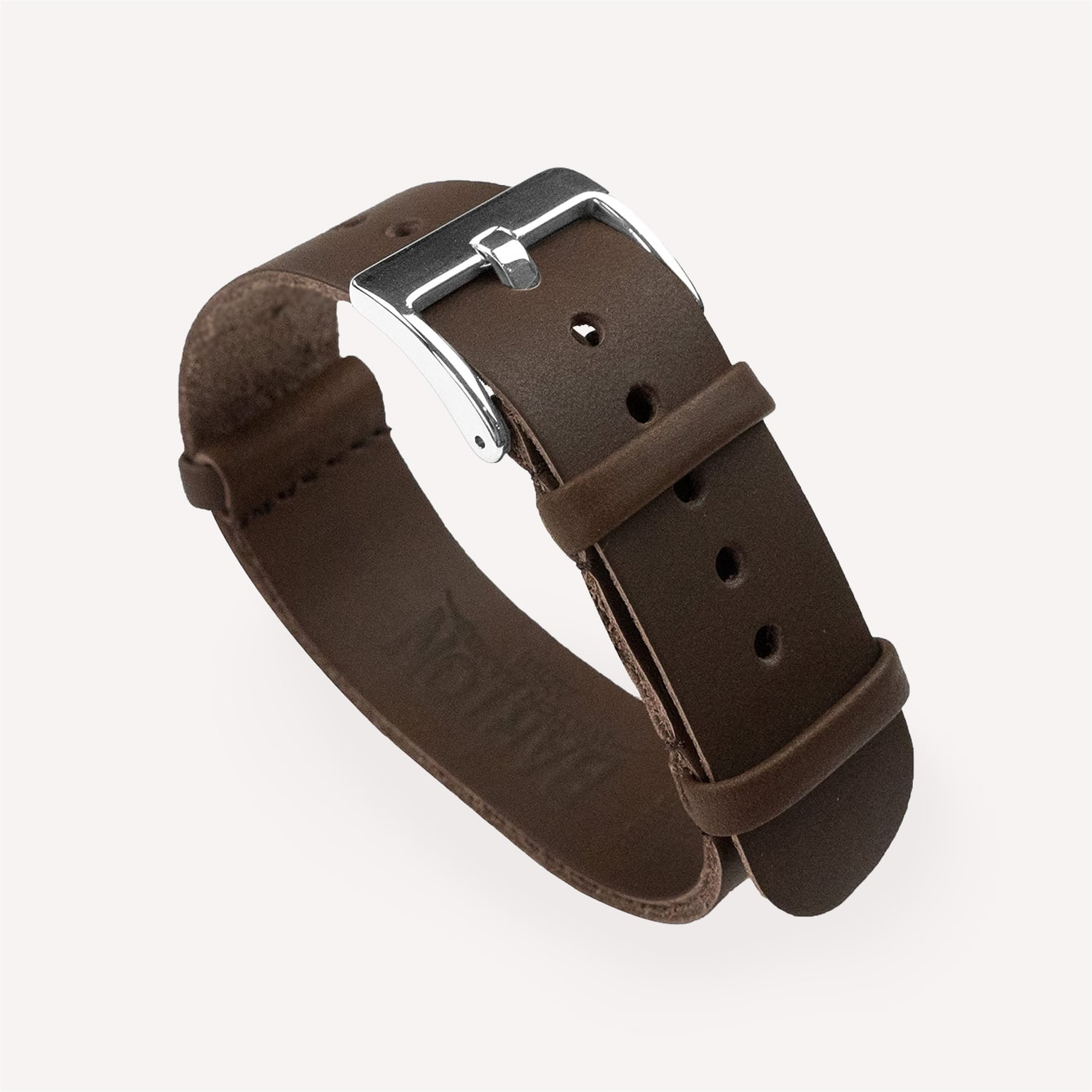 Barton Leather NATO Strap