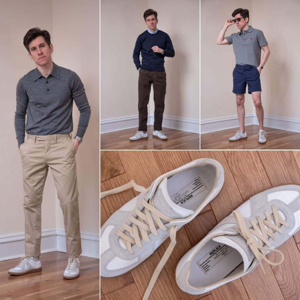How to wear GATs