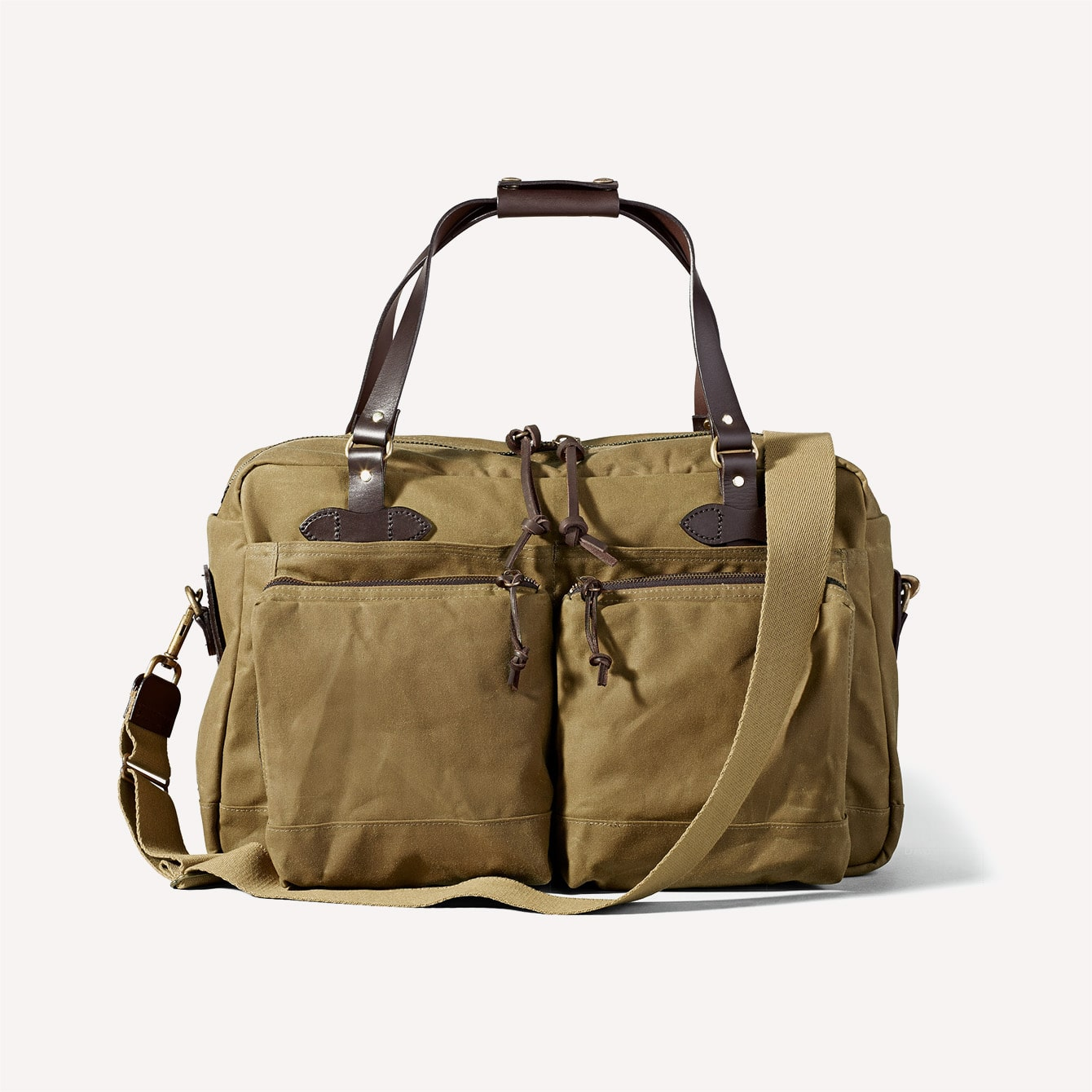 Filson 48 Hour Tin Cloth Duffle Bag
