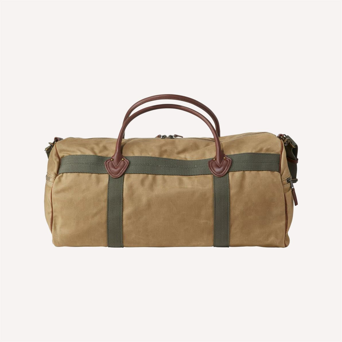 L.L. Bean Waxed Canvas Duffle