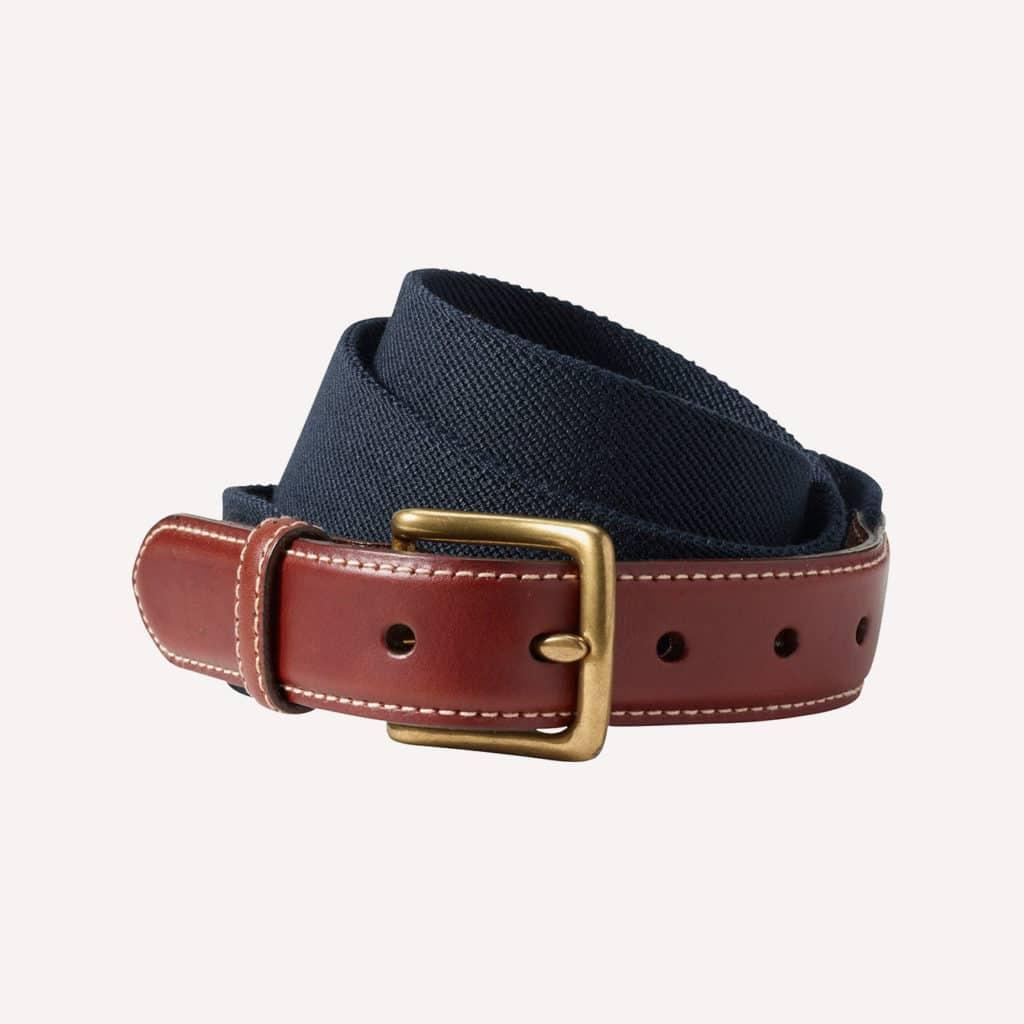 L.L.Bean Men s Comfort Waist Belt