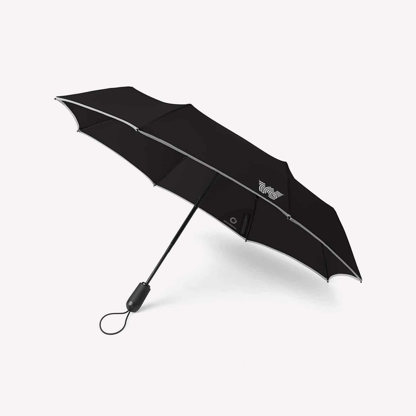 The Weatherman Travel Umbrella