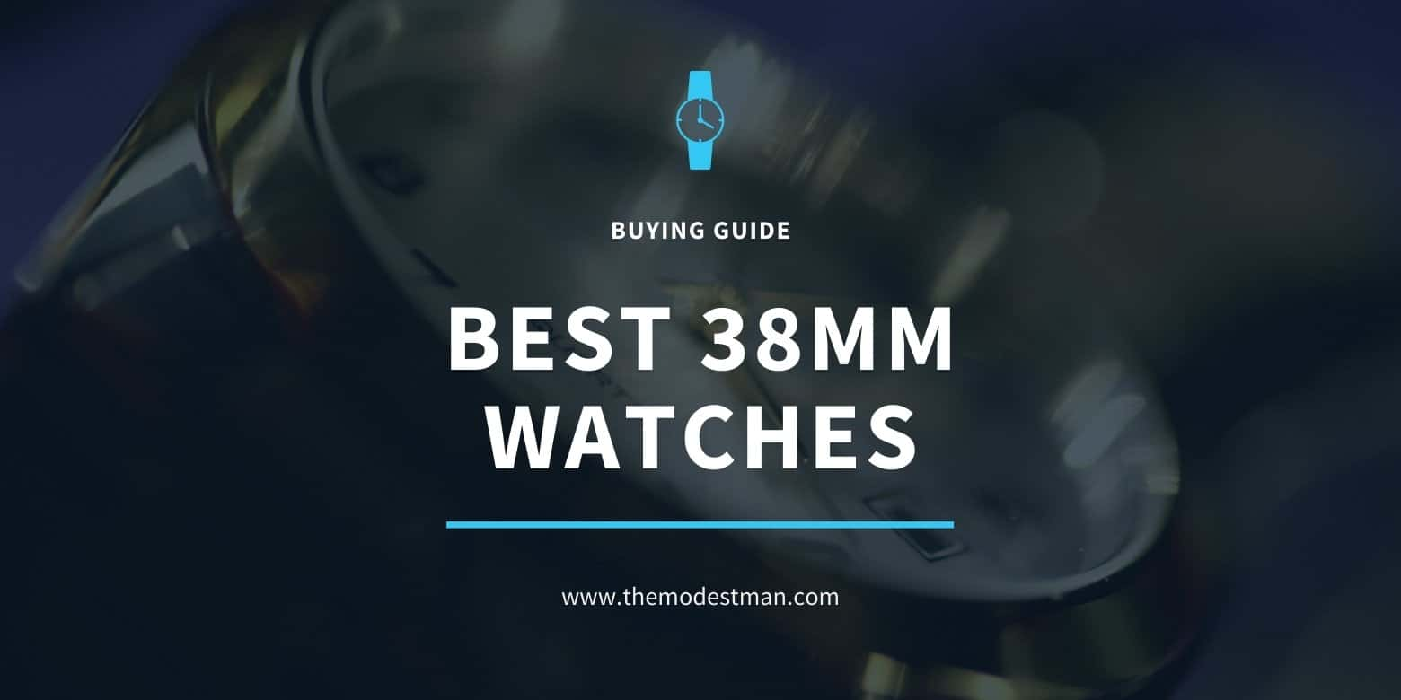Best 38MM Watches For Any Budget Hero Image
