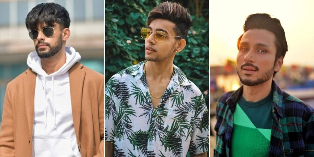 Hairstyles for Indian men - hero image