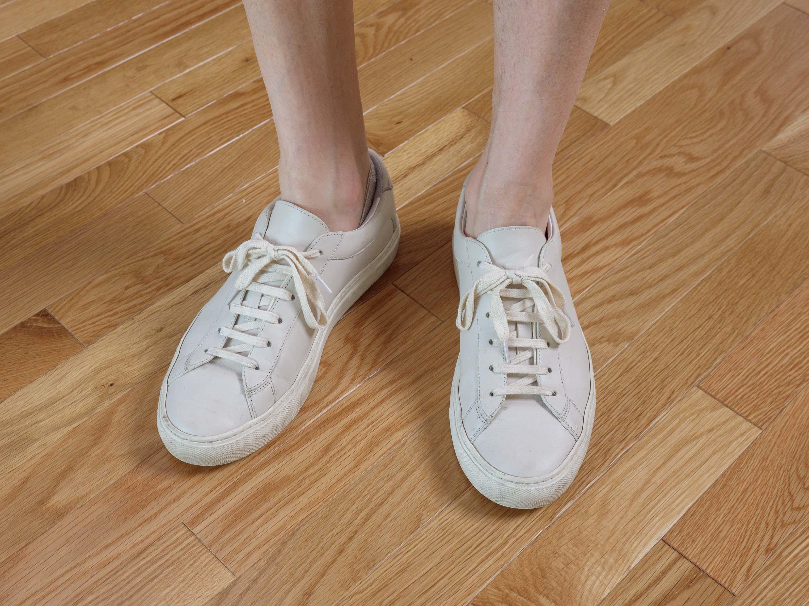 Boardroom Socks no show sneakers