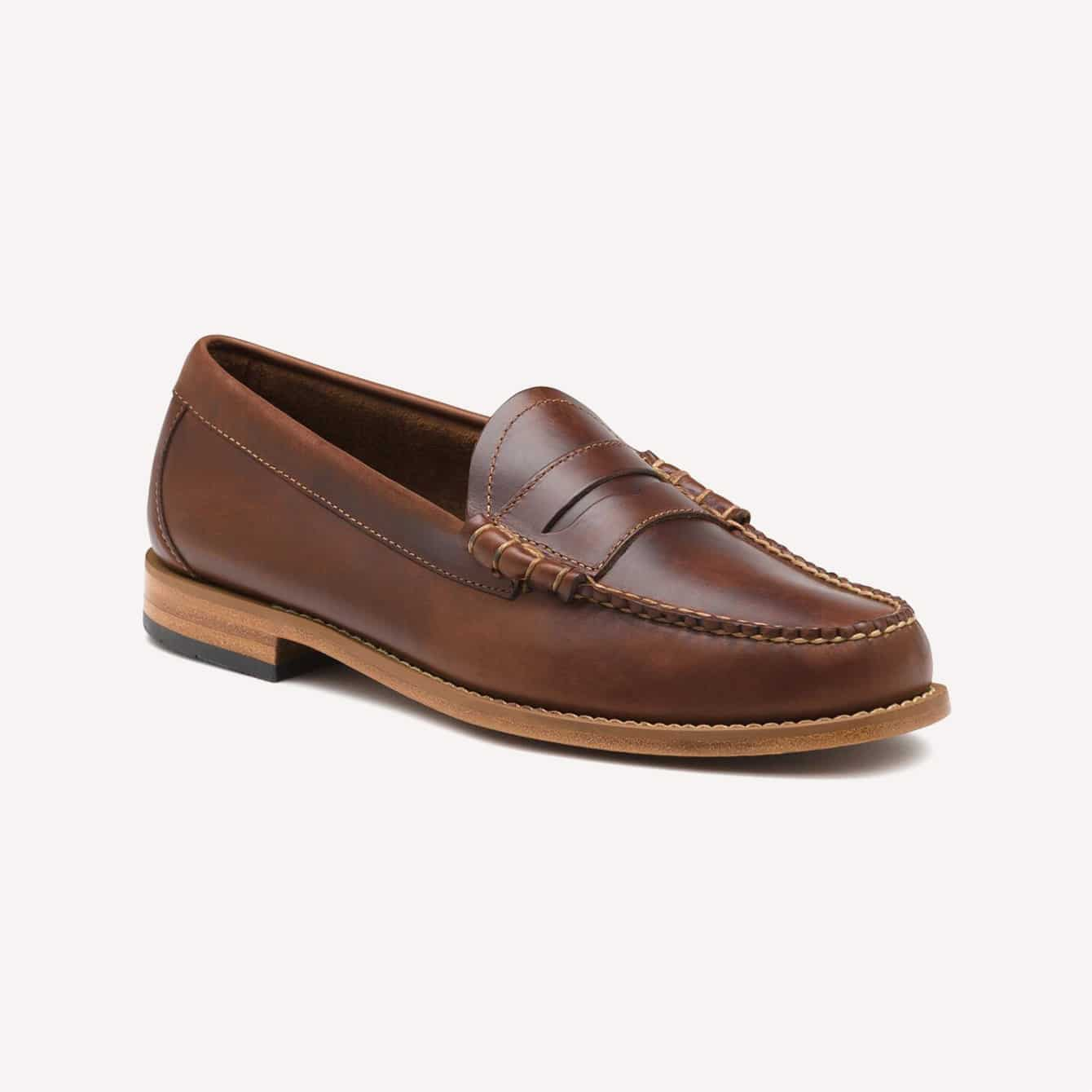 G.H. Bass Larson Weejuns loafer