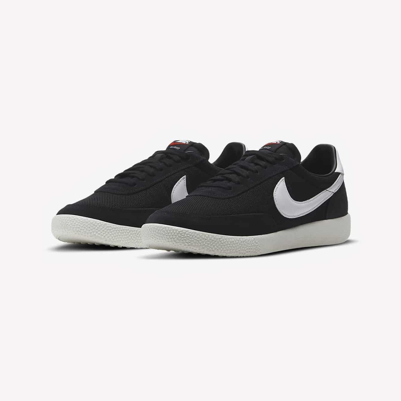 Nike Killshot OG Mens Black Sneakers